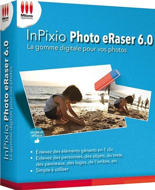 InPixio Photo eRaser  (en français)