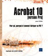 Acrobat 10 pour PC/Mac (version Pro)