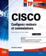 CISCO Configurez routeurs et commutateurs
