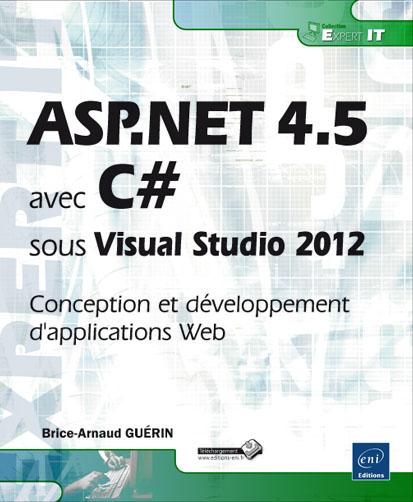asp net 4.5 avec c# sous visual studio 2012 pdf