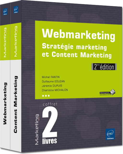 Coffret Web Webmarketing