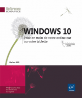 Windows 10  prise en main