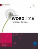 Word 2016 Fonctions de base