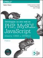 Développer un site web en PHP, MySQL et JavaScript avec jQuery, CSS3 et HTML5