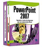 PowerPoint 2007 (Coffret 2 livres)