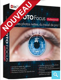 InPixio Photo Focus (version téléchargeable)