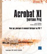 Acrobat XI pour PC/Mac (version Pro)