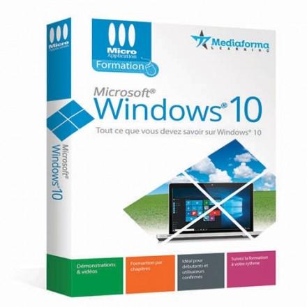 Formation à Windows 10