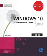 Windows 10 - inclus Fall Creators update 3e édition