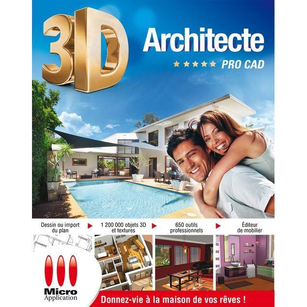 Logiciel professionnel pour architecte dint rieur - Logiciel d architecture professionnel ...
