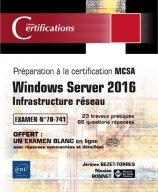 Windows Server 2016 Infrastructure réseau
