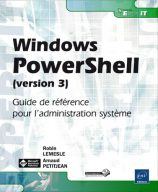 Windows PowerShell (version 3)